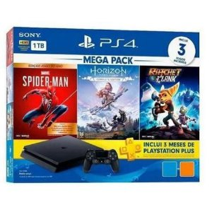 Playstation 4 Bundle 1Tb