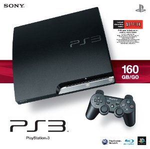 Playstation 3 160GB Mostruário
