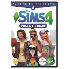 THE SIMS 4 VIDA NA CIDADE