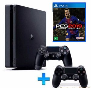 PLAYSTATION 4 1TB COMBO PES19