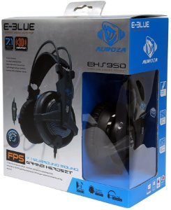 EBLUE HEADSET EHS950 GAMING 7.1 3D VIBRATION