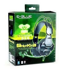 E-blue Headset Gamer Pro Gaming Cobra 926 Shocking EHS926 Preto