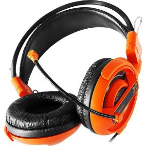 EBLUE HEADSET COBRA PRO GAMING LARANJA