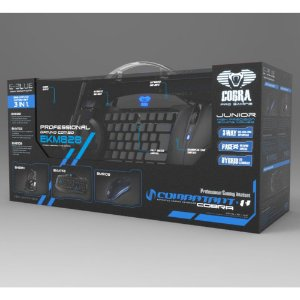 E-Blue 3-in-1 EKM828 Gaming Combo Set