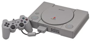 Console Playstation 1 Fat