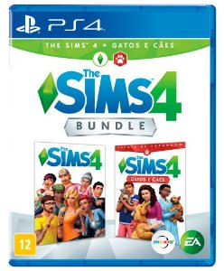 The Sims 4 Bundle Gatos+Cães