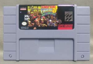 Donkey Kong Country 2 (Repro)