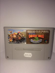 Donkey Kong Country 3 Japonês