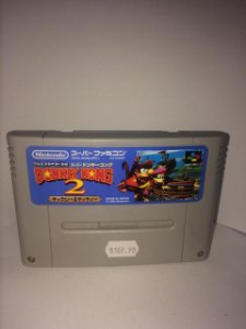 Donkey Kong Country 2 Japonês
