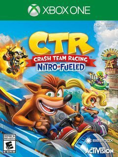 CTR CRASH TEAM RACING