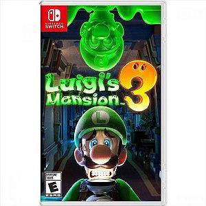 Luigi's Mansion 3 (Pré-venda) - Switch !!!LEIA A DESCRIÇÃO!!!