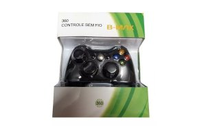 Controle Sem Fio Xbox 360 B-max