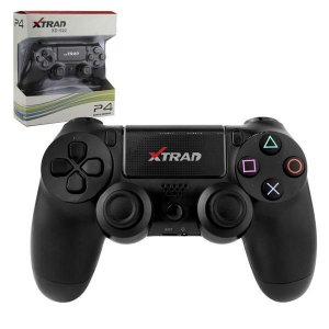Controle Joystick Ps4 Xtrad Sem Fio Xd-522