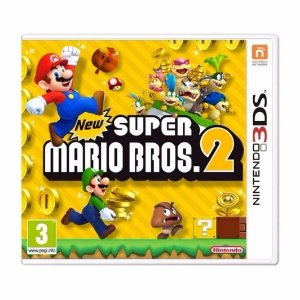 Jogo New Super Mario Bros 2 - 3ds