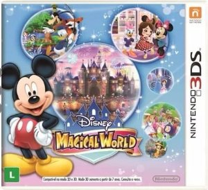 Disney Magical World - 3ds Mickey