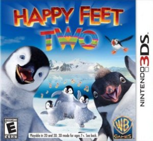 Happy Feet Two 2 - Nintendo 3ds
