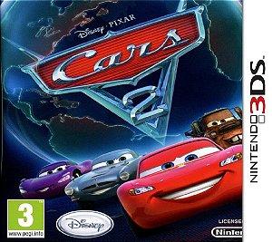Jogo Disney Carros Cars 2 Nintendo 3ds