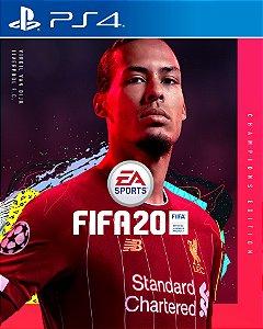 FIFA 20 Edição Liga Dos Campeões