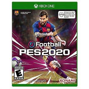 PES 2020 (Já Disponível) - Xbox One