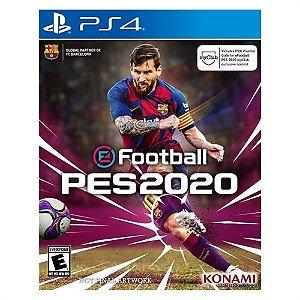 PES 2020 (Pré-venda) - Ps4