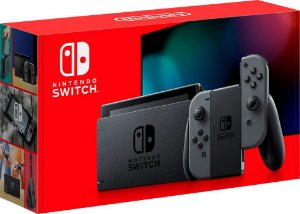 NINTENDO SWITCH 32GB CINZA