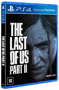 THE LAST OF US 2 (Pronta entrega  )