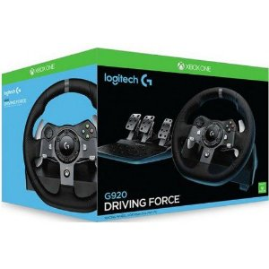 VOLANTE LOGITECH G920 DRIVING FORCE XONE/PC