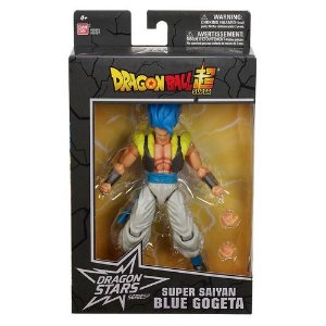 Dragon Ball - Super Boneco Articulado Série 11 - Super Saiyan Blue Gogeta - Fun