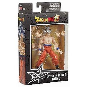 Dragon Ball - Super Boneco Articulado - Ultra Instinct Goku - Fun