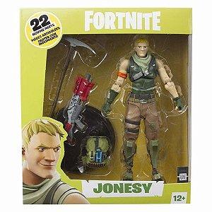Figura articulada Fortnite Jonesy 18 cm