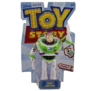 Boneco Articulado Buzz Lightyear Básico Toy Story 4 Mattel Gdp69 18 Cm