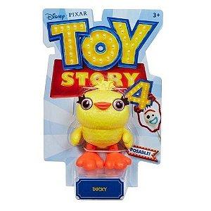 Boneco Ducky Articulado Toy Story 4 Original Mattel