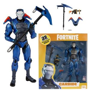 BONECO FORTNITE ARTICULADO CARBIDE
