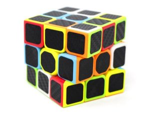 WARRIOR CARBON CUBE 3X3X3