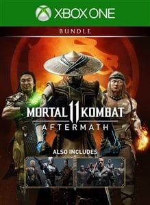 MORTAL KOMBAT 11 AFTERMATH PRÉ VENDA