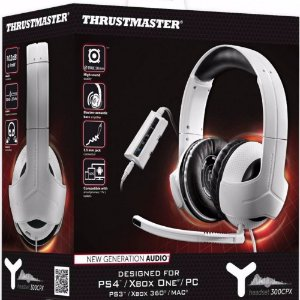 THRUSTMASTER HEADSET Y 300CPX MULTIPLATAFORMA