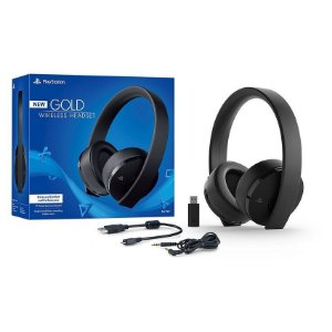 SONY HEADSET GOLD 7.1