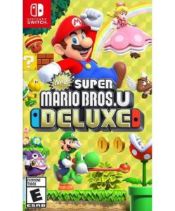 NEW SUPER MARIO BROS.U DELUXE