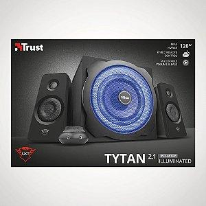 TRUST TYTAN 2.1 SPEAKER ILLUMINATED