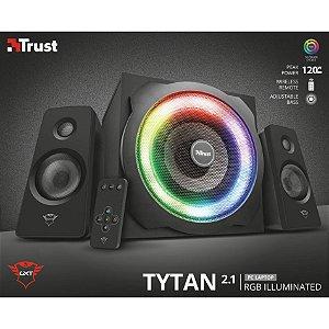 TRUST TYTAN 2.1 SPEAKER RGB
