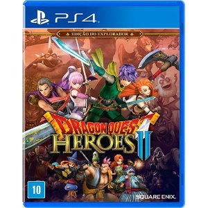 Game Dragon Quest Heroes 2 -PS4