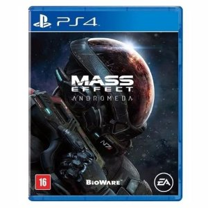 Mass Efect Andromeda Ps4