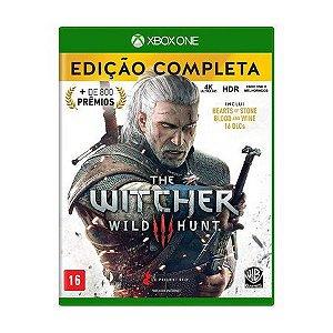 The Witcher 3: Wild Hunt (Edição Completa) Xbox One