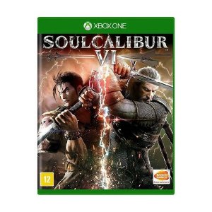 SOUL CALIBUR XBOX ONE