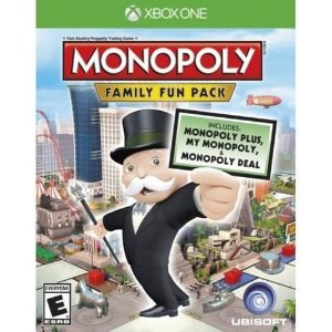 Monopoly Family Funk Xbox One