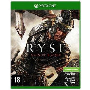 Ryse - Son Of Rome - Xbox One (SEMI NOVO)