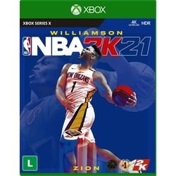 Game NBA 2k21 - Xbox Series X