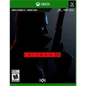 Game Hitman III 3 - Xbox one