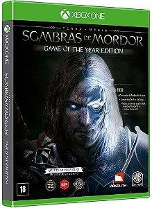Terra Média: Sombras De Mordor Goty Xone-xbox_one