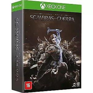 Sombras da Guerra Ed. Limitada - Xbox One